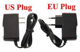 Wholesale Adapter Dc 9v 2a - High Quality 50pcs AC 100-240V to DC 12V 1A   9V 1A  5V 1A Power Adapter Supply 5V 2A adaptor EU   US Plug DHL free shipping IC Protection