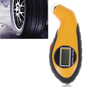 Wholesale Digital Sport Tire Tyre Pressure Gauge Tester LCD Display Portable Auto Shut off FK X