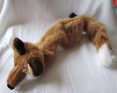 Livraison gratuite de haute qualité pour tissu chien chien jouet en peluche jouet couineur non suffoquer dans le corps animal sauvage