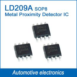 LD209A Oto Metal Yakınlık Dedektörü IC CS209A SOP8