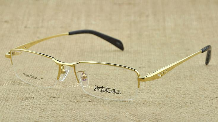 Gold Frame Glasses Men David Simchi Levi