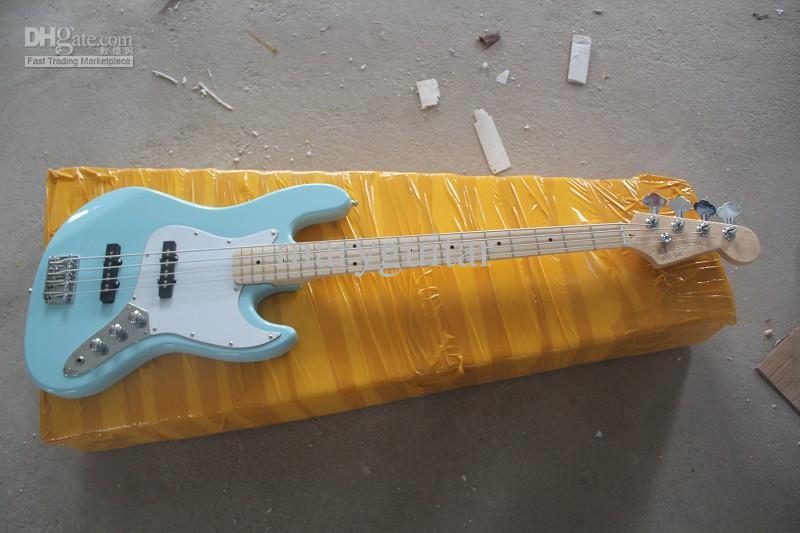 Baby Blue Bass Guitar Wallpapers Cordes