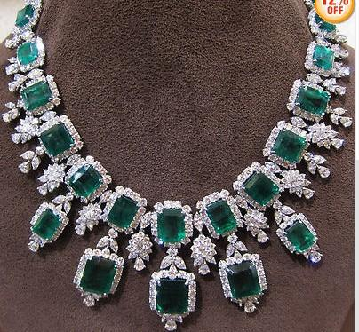 drop product emerald necklace keats ele naked