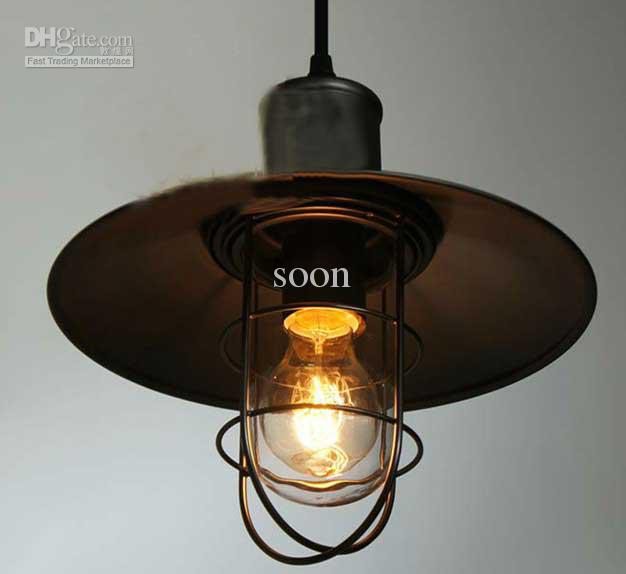 pendant lighting edison bulb. discount retro cage pendant lampedison bulb lamp lightchandelier dia 30cm ceiling light shades from soon lighting edison