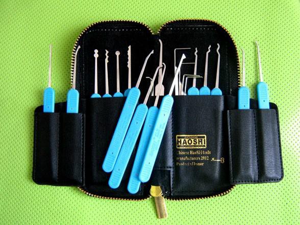 21 pezzi in acciaio inox sbloccano gli strumenti di serraggio i tipi di serrature