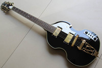 Wholesale Hot Vos - Wholesale - 130319 New Arrival 6 Strings Violin guitar JayTurser guitar Electric Vos HOT black