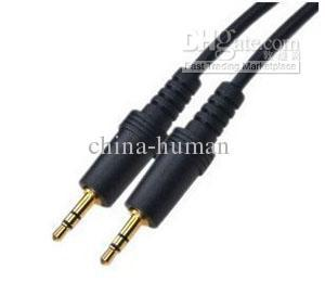 3.5mm to 3.5mm Aux Straight Cable,stereo cable adapter,50CM Length stereo audio cable 150pcs Free HK