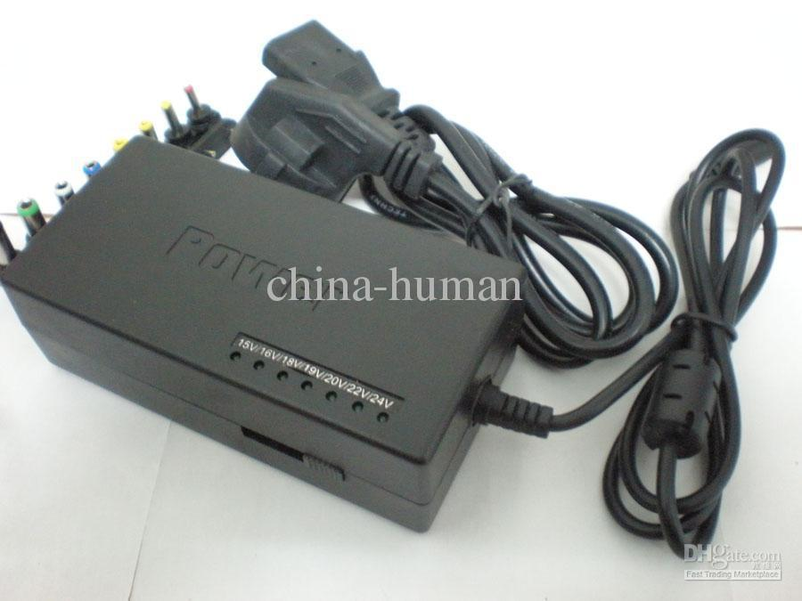 96W Universal Laptop Power adapter 96W AC charger Dell plug EMS 50PCS