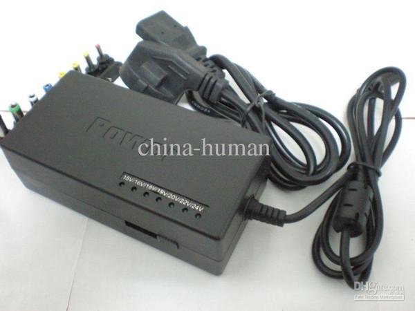 96 W Evrensel Laptop Güç adaptörü 96 W AC şarj Dell tak 25 adet ücretsiz DHL / fedex