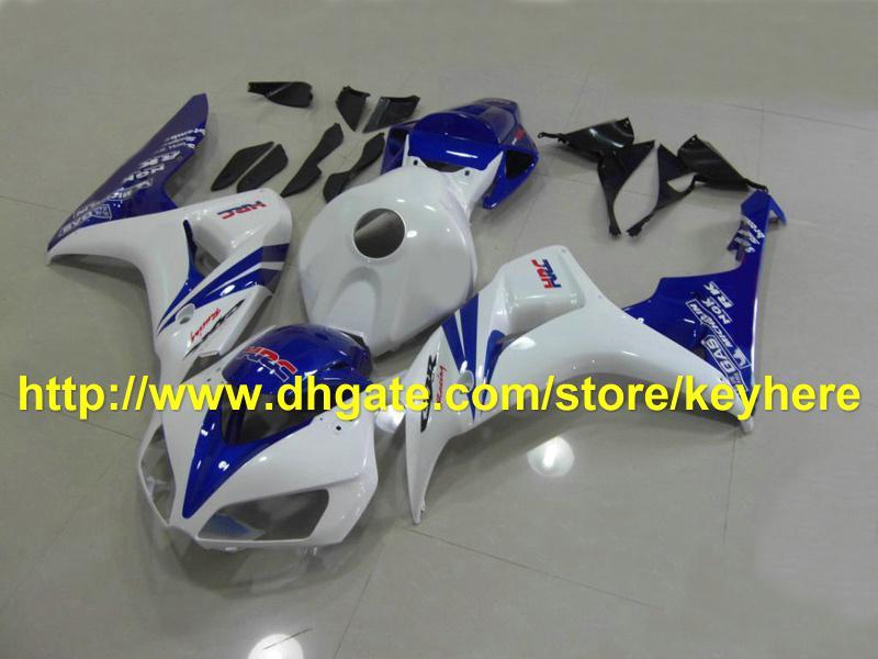 Nous avons le meilleur carénage d'injection dv d bleu pour Honda CBR1000RR 2006 2007 CBR 1000RR CBR1000 06 07 RX7v