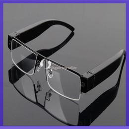 Wholesale Dvr Camera Glasses V13 - FULL HD 1080P digital mini dvr camera glasses V13 support TF card spy eyewear camera