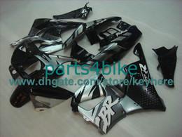 Wholesale Cbr Fairings For Sale - Hot sale silver black fairing for Honda 1992 1993 1994 1995 CBR900RR 893 CBR 900RR 92 - 95 RX1A