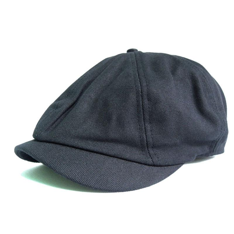 d10aba11 2019 Vintage Hat Male Women's Spring Beret Newsboy Cap Casual Short Brim Hat  Forward Cap From Xiaoguichen, $27.6 | DHgate.Com