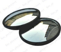 Wholesale round convex mirrors - Car Auto Side Rearview Convex Round Wide Spot Angle Blind Mirror 200pcs type 2A with DHL for free