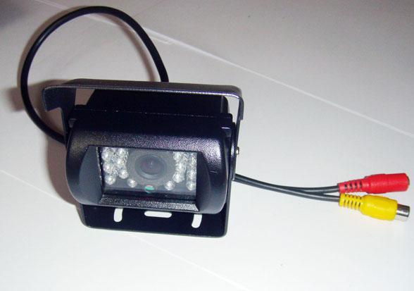 4x 18 led ir عكس احتياطية وقوف السيارات كاميرا + 7