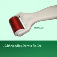 Wholesale Dermaroller Titanium - MT 1080 titanium derma roller,1080 needles Dermaroller for body treatment 5PCS, Titaium derma roller FREE SHIPPING