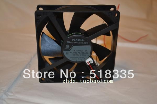top popular Panaflo FBA09A24H 9225 24V 0.17A Cooling fan radiator fan Manufacturer Warranty 2021