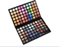 Wholesale Multi Colored Eyeshadow - Eyeshadow Makeup Palette 120 Full Color Eye Shadow Professional Multi-Colored Waterproof Beauty #797