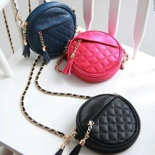 Fancy Round Designer Women Messenger Shoulder Bags Hot Sale High ...