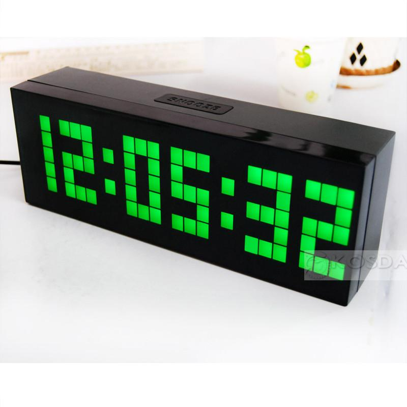 Big Digital Weather Station Table Clock With Calendar Desk From Ck Rain 49 73 Dhgate Com