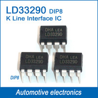 LD33290 Interfaccia IC Line Interface MC33290 DIP8