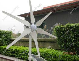 Wholesale Turbines Generators - 2pcs O72 300W Hyacinth Wind Generator Full Power Windmill Wind Turbine High Quality 12V