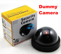 Wholesale Decoy Dvr Cctv Security - Emulational Fake Decoy Dummy Security CCTV DVR for indoor of your house, office, shop, or office with Red Blinking LED