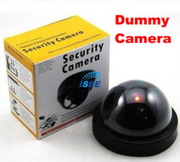 Wholesale Led Red Blinking - Emulational Fake Decoy Dummy Security CCTV DVR for indoor of your house, office, shop, or office with Red Blinking LED