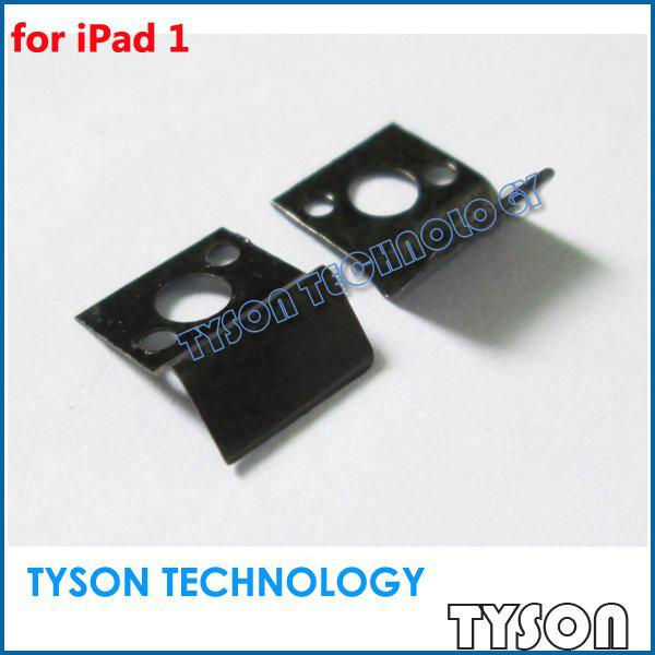 for iPad 1 LCD screen frame clip button clasp Replacement Free Shipping