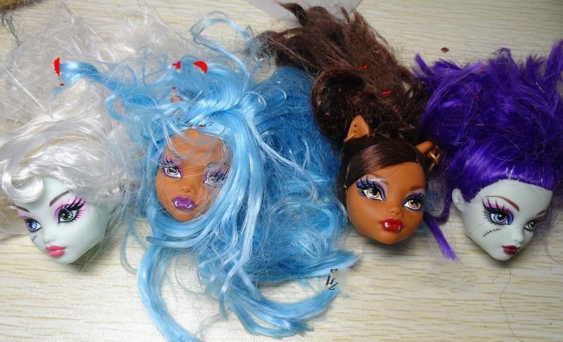Bambole giocattolo bambola alta mostro bambole testa alta bambola accessori bambole giocattolo
