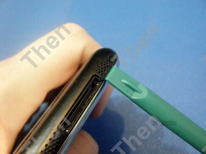 Double en plastique tête de corbeau réparation ouvreur ouvreur outils d'ouverture d'outils pour téléphone portable iPhone iPad