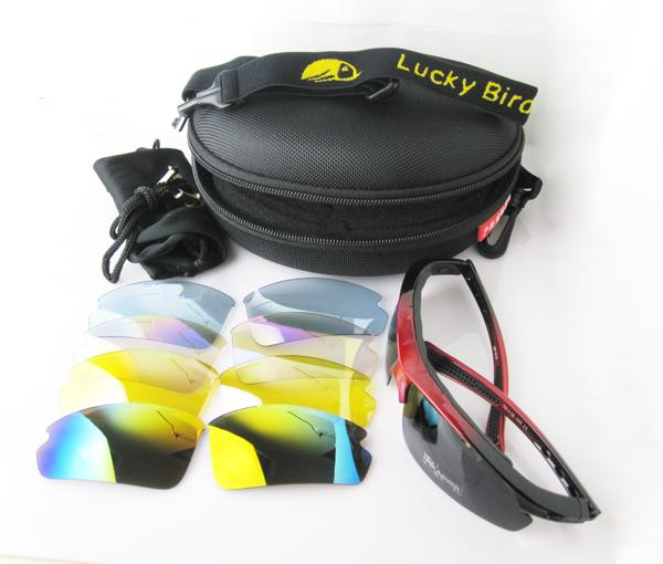 d579735927 ... bike sunglasses polarized sports sunglasses UV protection cycling sun  glasses with Prescription Insert elastic. Shipping Normally ...
