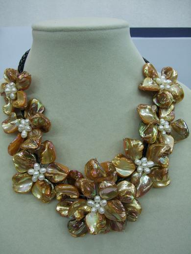 , nova moda turquesa bead cham estilo dangle colar charme estilo; NTS-077