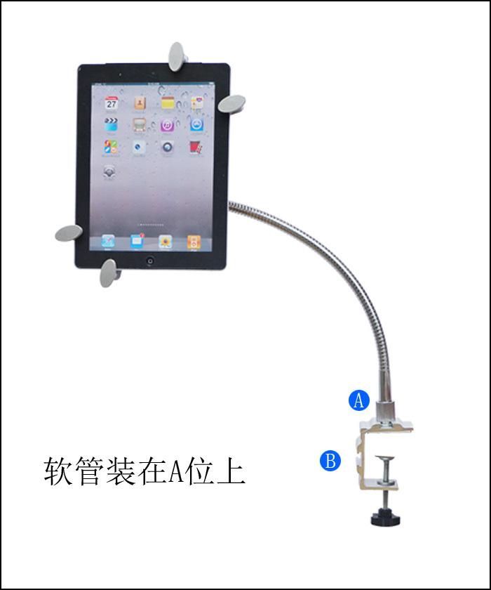 Online Cheap Lazy Bracket Metal Innovative Multi Functional Stand Holder  For Ipad Tablet Pc Stand Bracket Bed/Des H410 By Egomall | Dhgate.Com