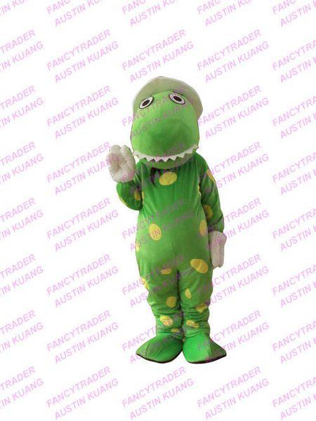 Promoção Dorothy the Dinosaur Mascot Costume Frete Grátis Traje