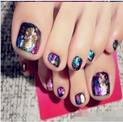 2013 nail wraps shiny galaxy nails shiny galaxy nail