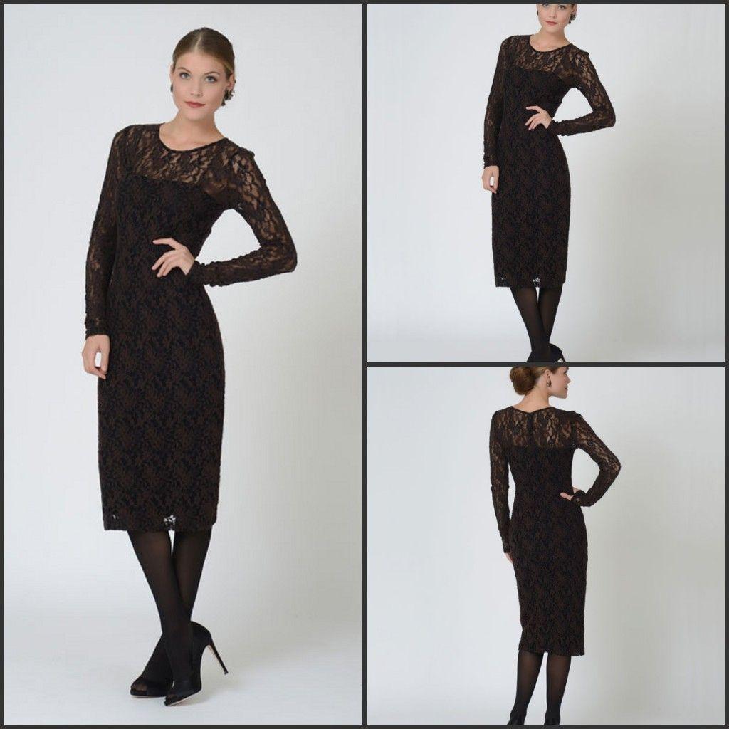 Calf Length Cocktail Dresses