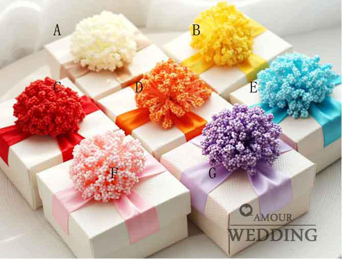 Lavender Candy Boxes Gift Box Wedding Supplies Wedding Favor Boxes ...