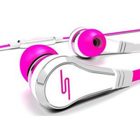 Wholesale Sms Headphones New - 2016 New Hot SMS Audio Street by 50 50 Cent Wired In-Ear Headphones earphones 3 colors