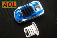 Wholesale Wholesale Water Salt - New energy toy Solar and Salt Water Hybrid Car Solar Power Toy Salt Water toy car For Children Gift
