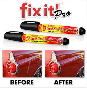best selling For Opp Fix It Pro Pen Best Selling Car Paint Scratch Remover Pen Fit Any Car