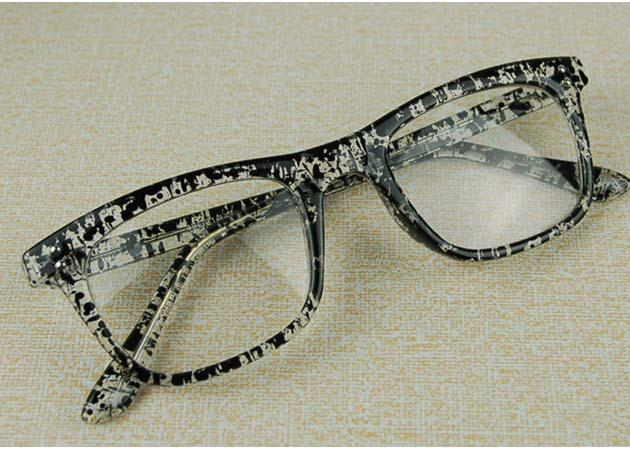 2017 Good Quality Fashion Glasses Frames Retro Glasses Frames Nerd ...