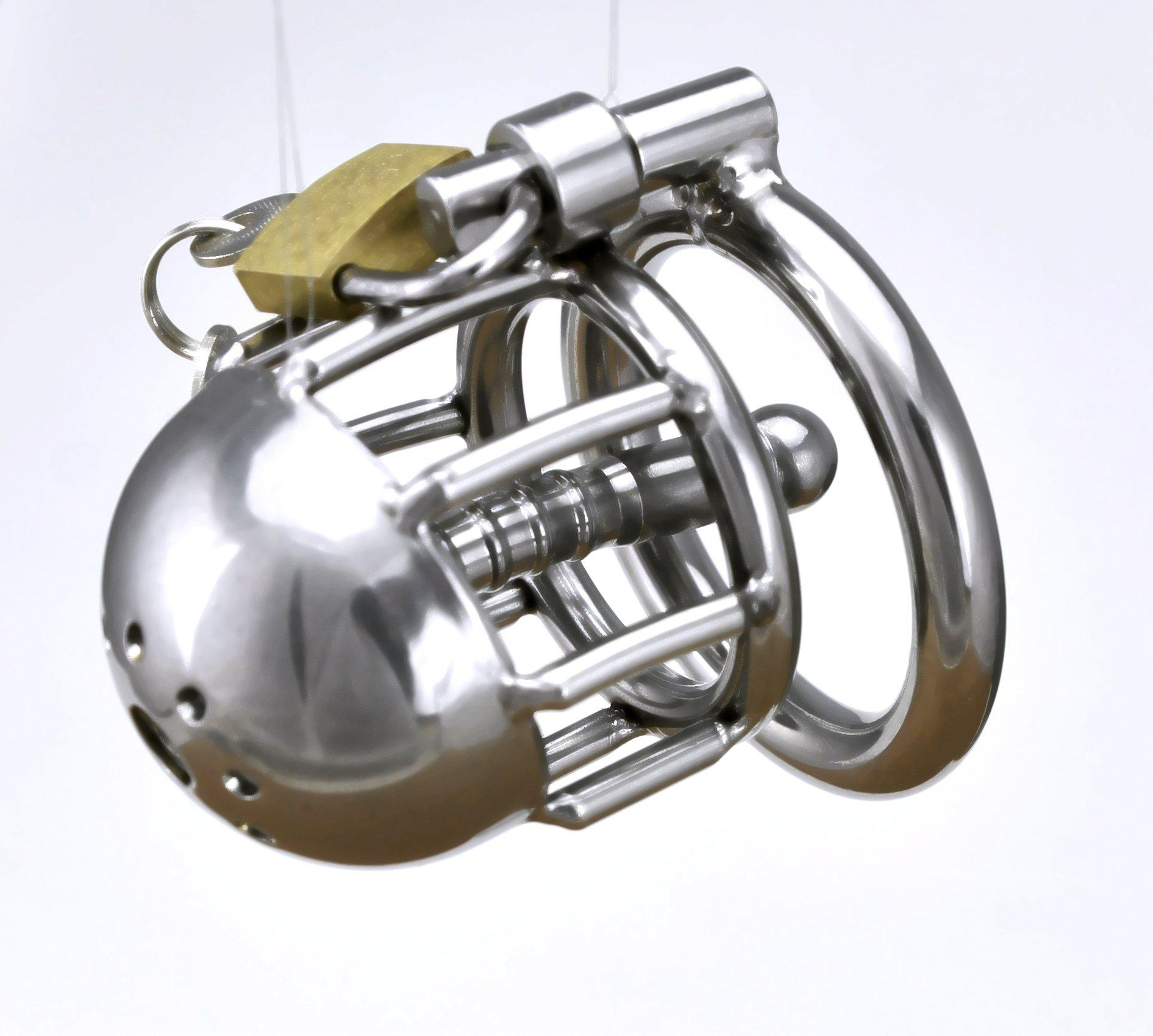 Tubes male chastity