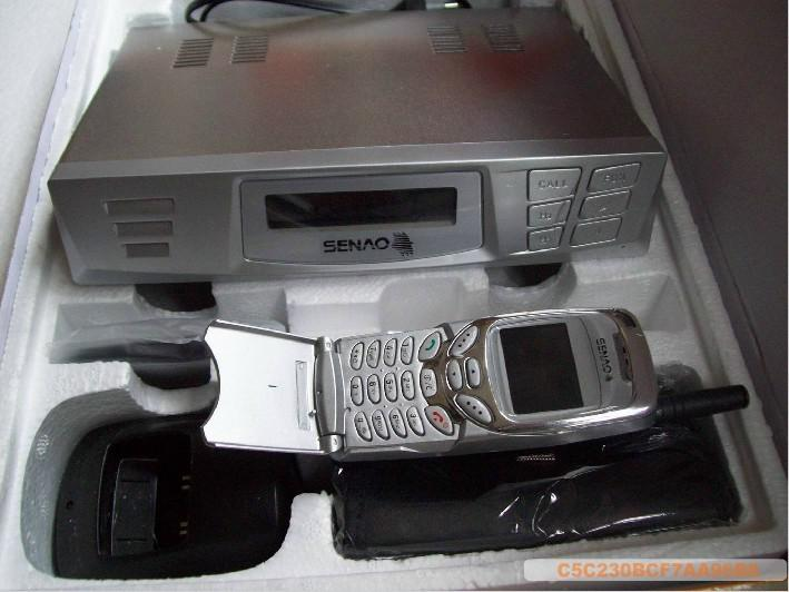 Telefono cordless a lunga distanza SENO 15KM di DHLfree SN 629 1 base + 3 ricevitori Duplex Intercom