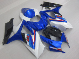Injection molded fairng kit for SUZUKI GSXR1000 K7 2007 2008 GSXR 1000 07 08 accept customize color