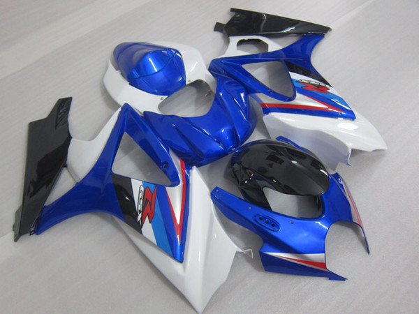 top popular Injection molded fairng kit for SUZUKI GSXR1000 K7 2007 2008 GSXR 1000 07 08 accept customize color 2019