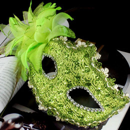 $enCountryForm.capitalKeyWord Canada - Halloween Mask Venice Hollow Lace Flower CZ Diamond PU Sexy Women Masks For Costume Ball Multicolor Free Shipping