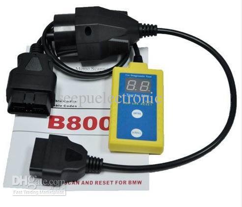 Airbag Scan / Reset Tool B800 SRS de 1994 a 2003 para BMW