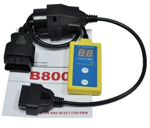 Airbag Scan/Reset Tool B800 SRS FROM 1994 TO 2003 for BMW