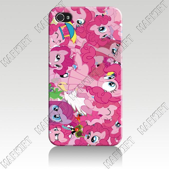 S5 Pi Samsung Galaxy Custodia 4izc1229 Pony My Little Pie Pinkie EqOpHn